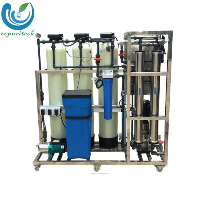 Factory cheap price 500LPH dialysis reverse osmosis water treatment systems