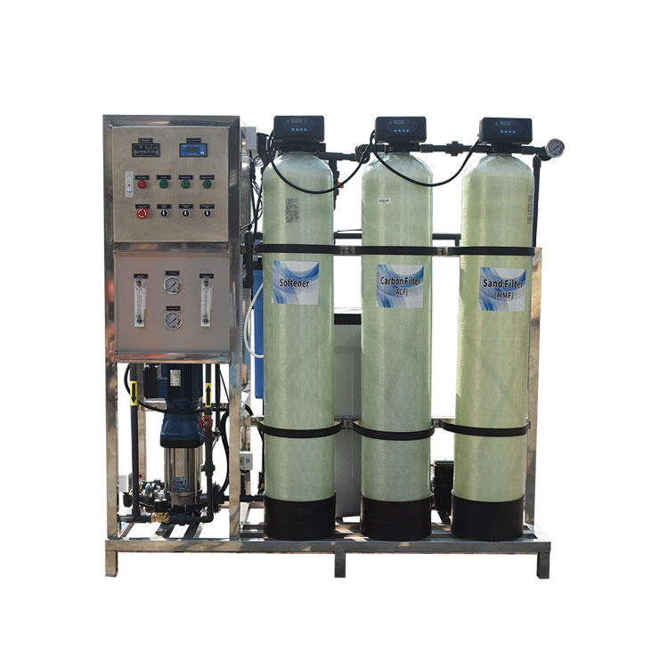 Pure Water Machine Reverse Osmosis Water Filter Machine For Business Price