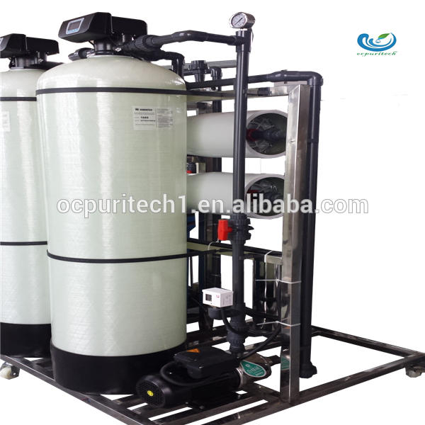 5000lph ro membrane water treatment plant price with reverse osmosis system