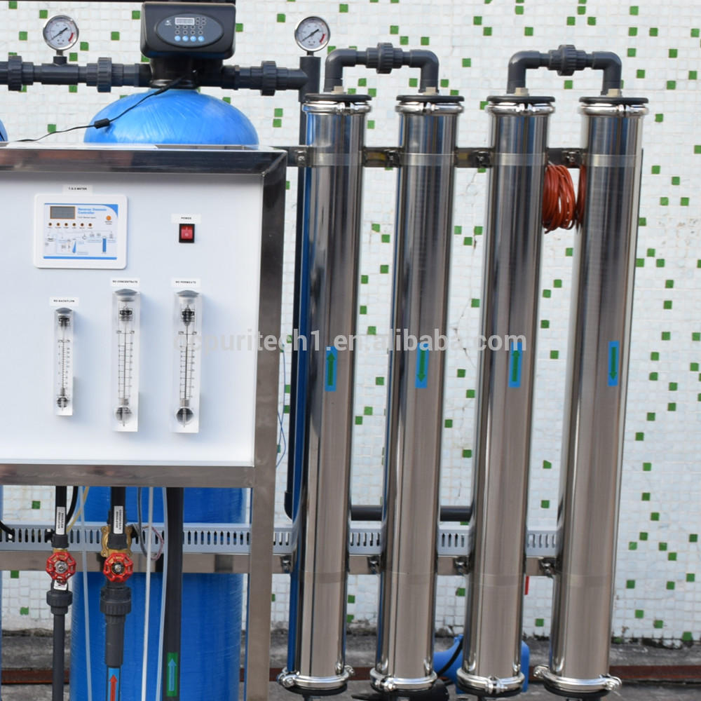 China selling high quality 1000LPH industry reverse osmosis system