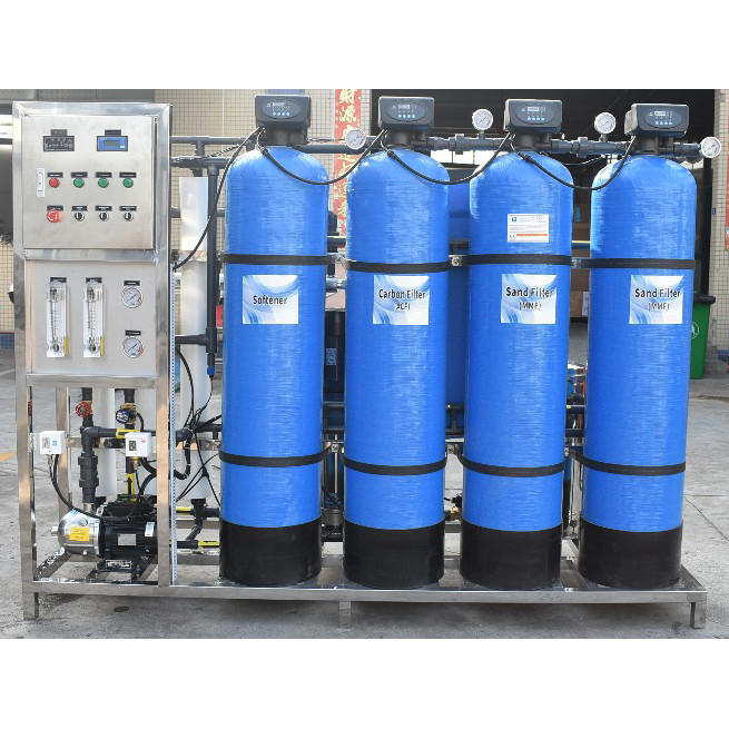 RO 1000lph Industrial Plant Price 1000 Litre Purifier Water Treatment Cost 1000 Ltr Purification 1000 Liters Machine