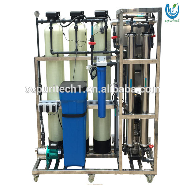 Commercial 5 stage reverse osmosis water filter system machine for sale