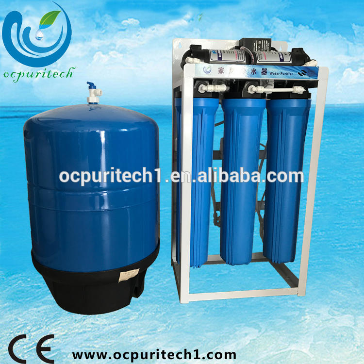 Compact 200GPD RO water treatment/commercial ro system water purifier