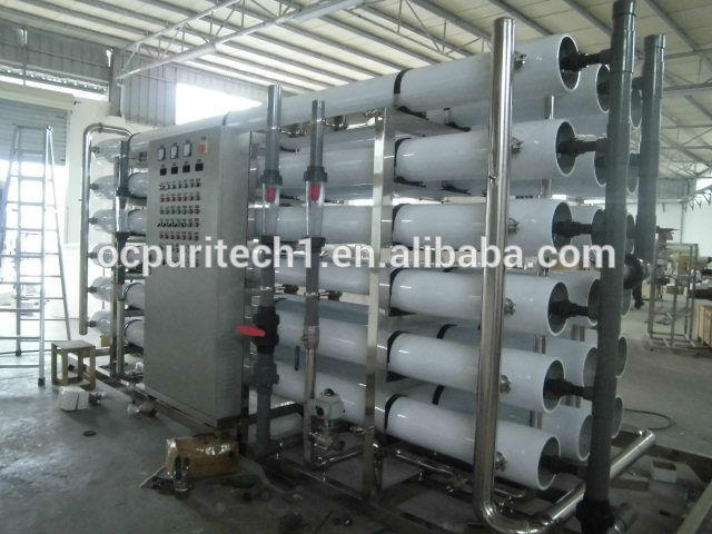 Large Scale industrial 26TPH Reverse Osmosis Water Treatment system