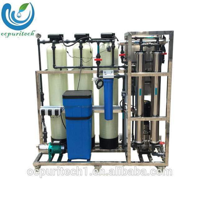 RO system water purifier water treatment of ro water plant price for 1000 liter
