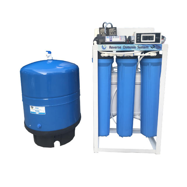 400GPD 5 stages reverse osmosis water purifier machine for commercial