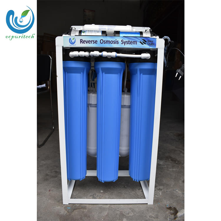Commercial laboratory uv water purification system equipment