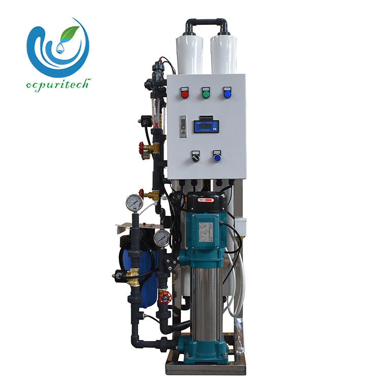 Host 500 Liter Per Hour RO Water Treatment Mini Small Water Plant