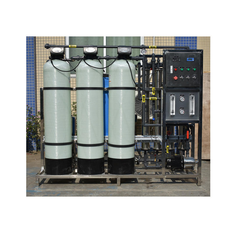 hot sale filter drinking mineral water treatment machine plant ro plant information