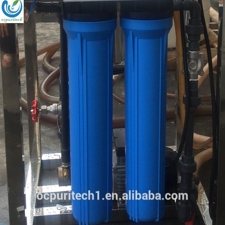 800GPD water purification system water filter ro purifier for Africa market