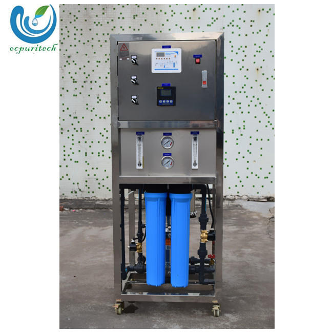 1600GPD/250LPH RO main small water purifier machine in water treatment appliances