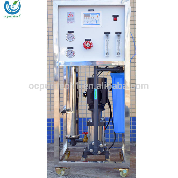 1500GPD(250LPH) Small Commercial Osmosis Reverse Water Purifier