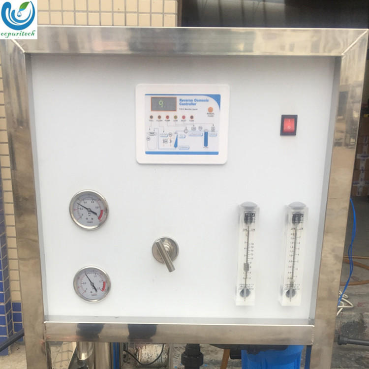 800GPD RO host water purifier with 4021 membrane ro water treatment system