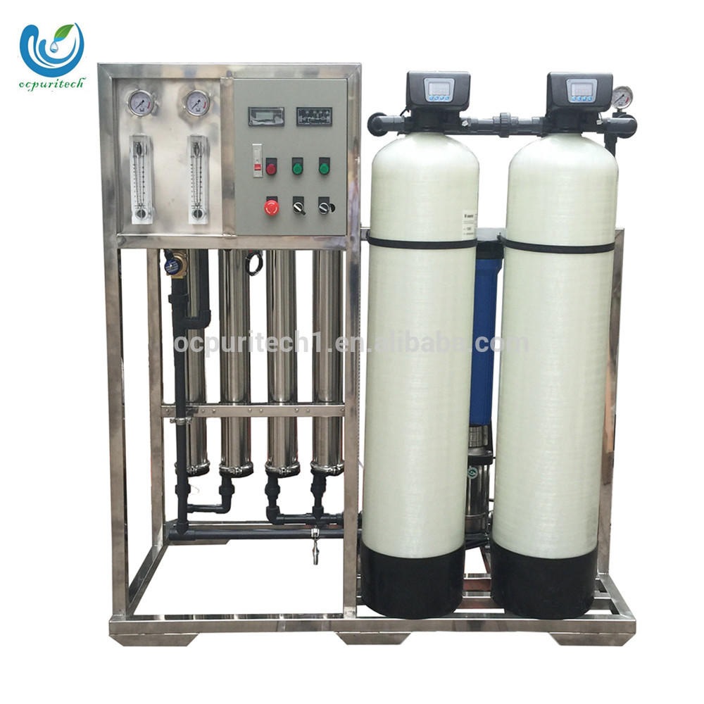 China most popular 1000LPH Natural water purifier mobile reverse osmosis machine