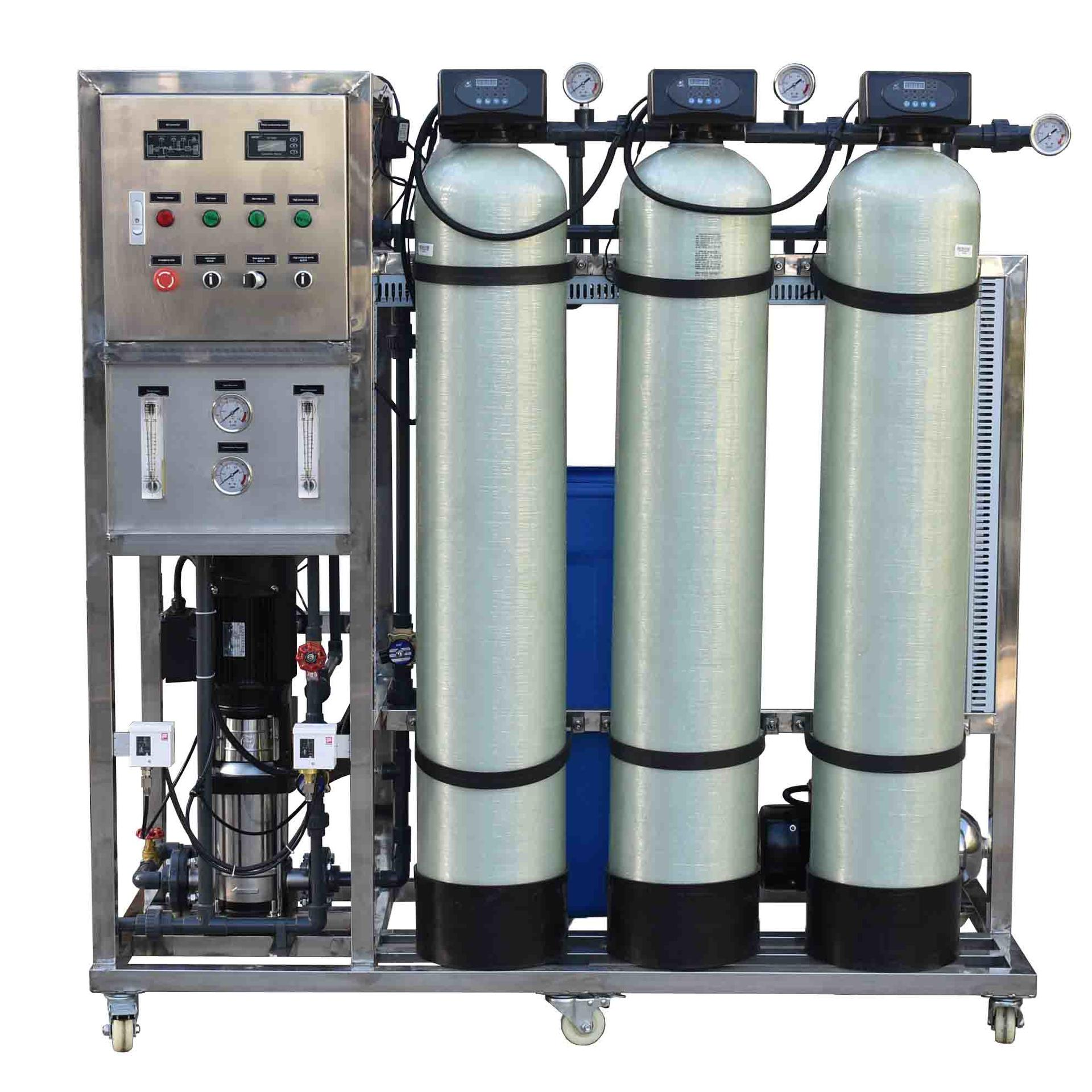 best reverse osmosis water filtration system industrial ro water plant
