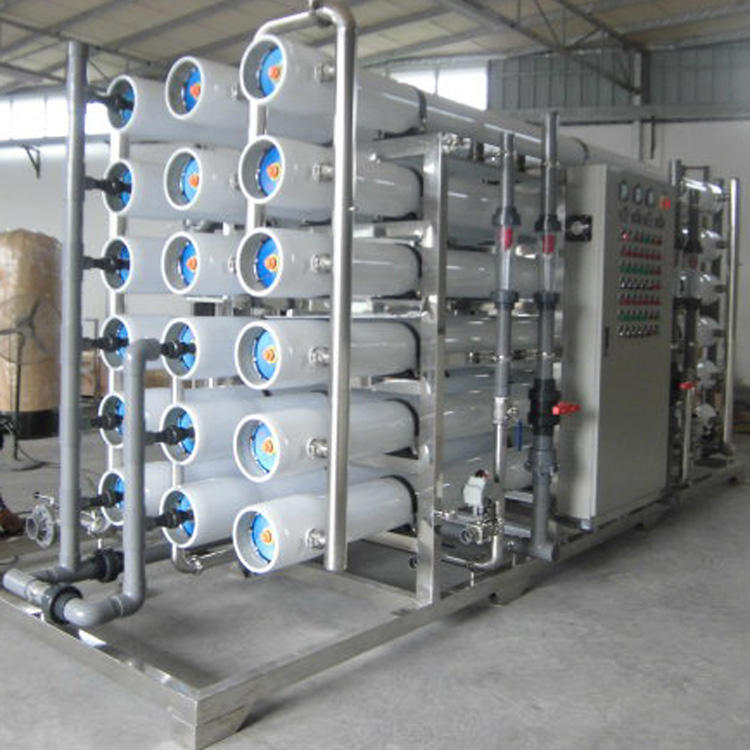big capacity 50TPH to 100TPH reverse osmosis water treatment plant