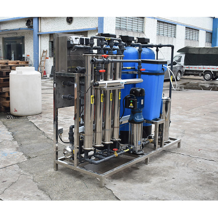 1000 LPH Standard RO System Industry RO Water Treatment Purifier