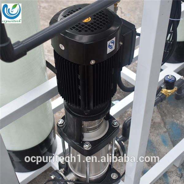 compact ro system membrane clean water purifier machine