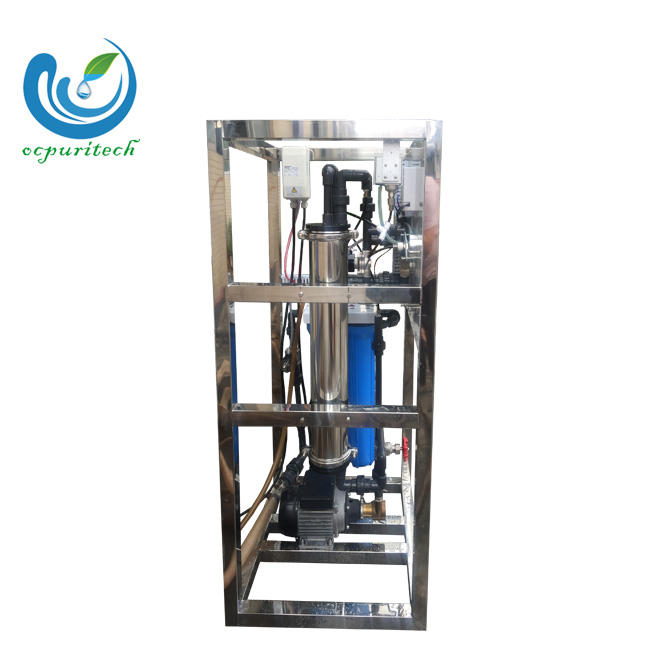 800GPD Reverse Osmosishost water purifier with 4021 membrane pure watertreatment