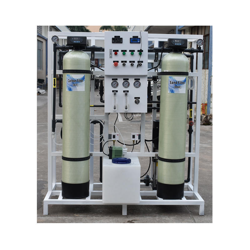 500lph magnetic innovativefiltration reverse osmosis systemdrinking or hemodialysis water treatment system