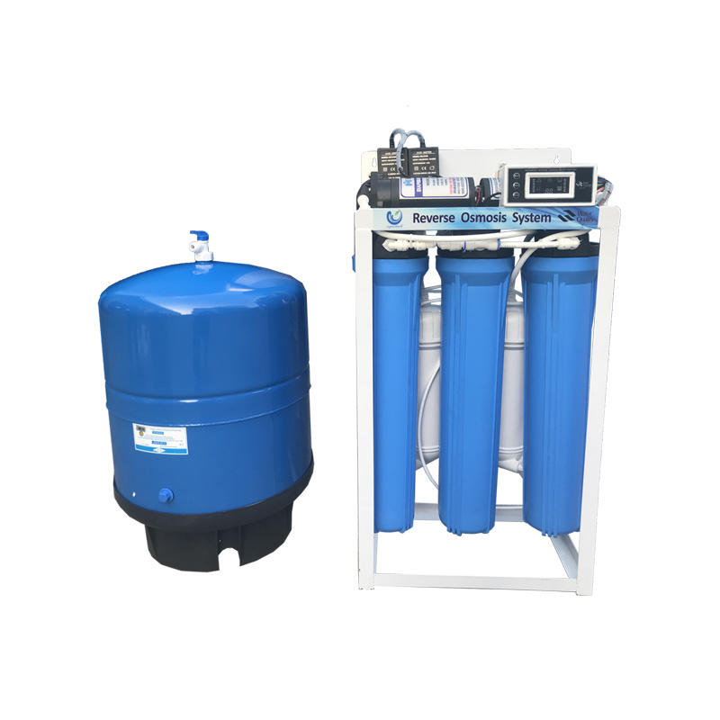 600GPD Commercial 5 stage UV sterilizer reverse osmosis system / ro water filter / ro water purifier