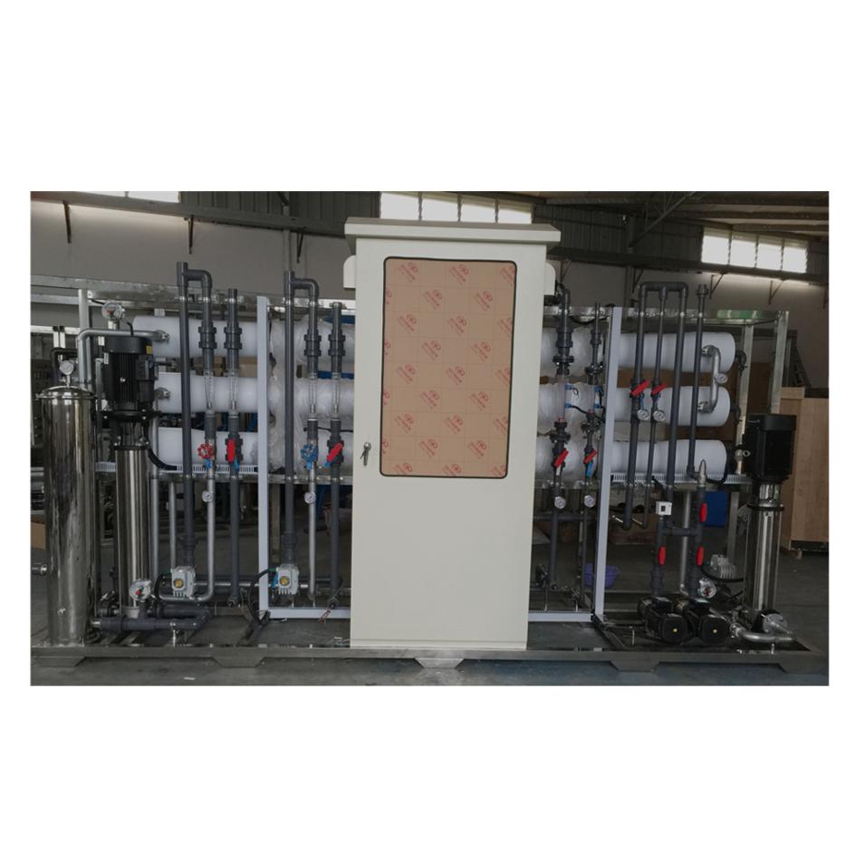 3000L RO EDI Machine Electrodeionization System