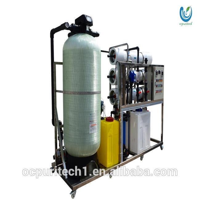 seawater desalination ro membrane purifier plant machine for sale