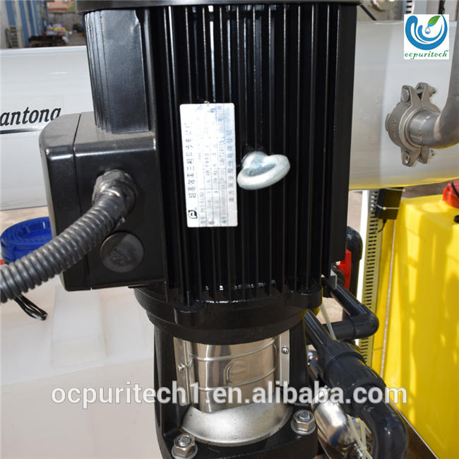 used ro water filter booster pump system manufacturers sale