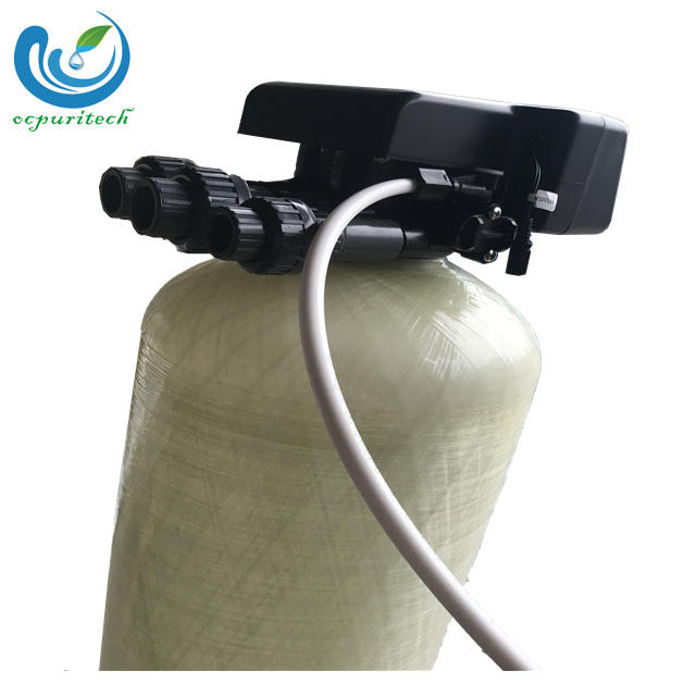 Commercial water purification filter ROFRP tanks storage tank