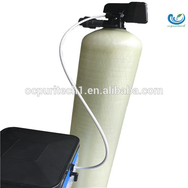 Commercial water purification filter reverse osmosis FRP tanks