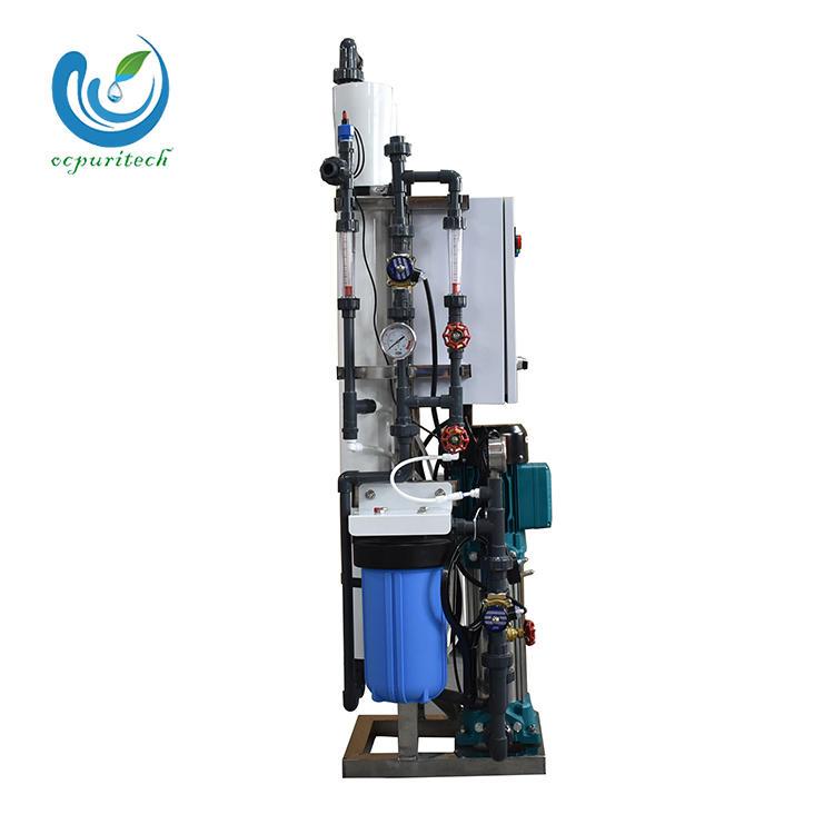 Host 500 Liter Per Hour RO Water Treatment Mini Small Water Plant