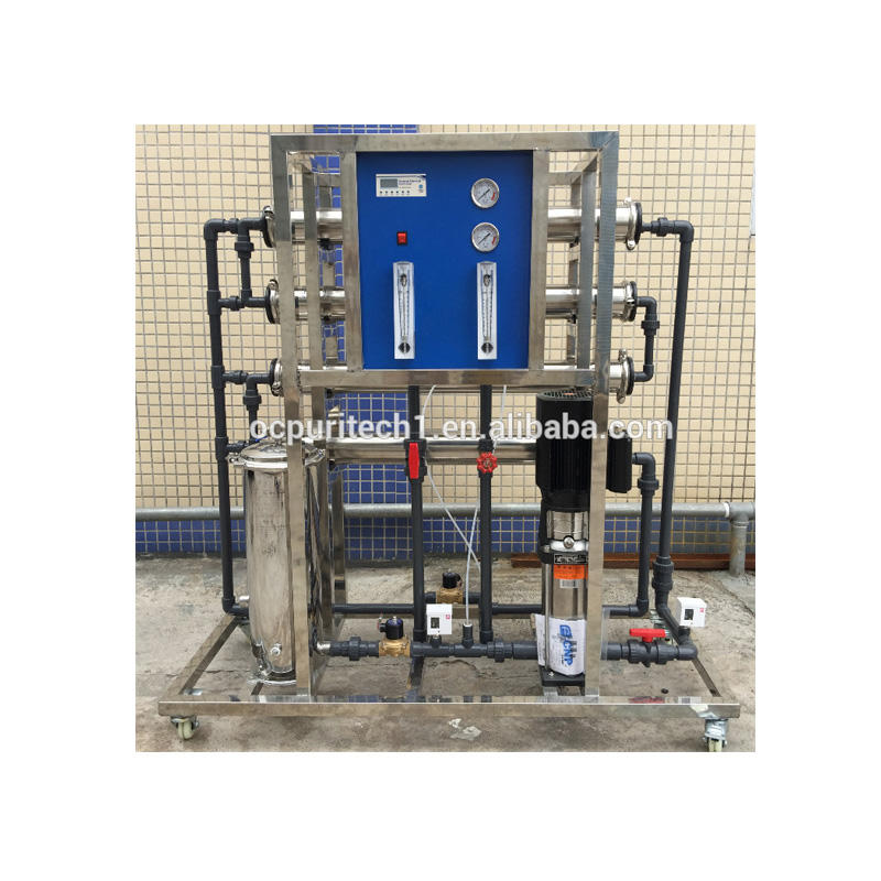 Industrial reverse osmosis system/ ro water plant price /ro plant price in india / Africa