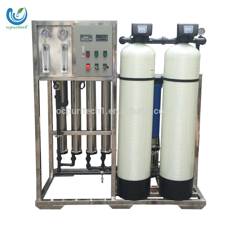 China 1000L/H Water treatment machinery and filter equipment