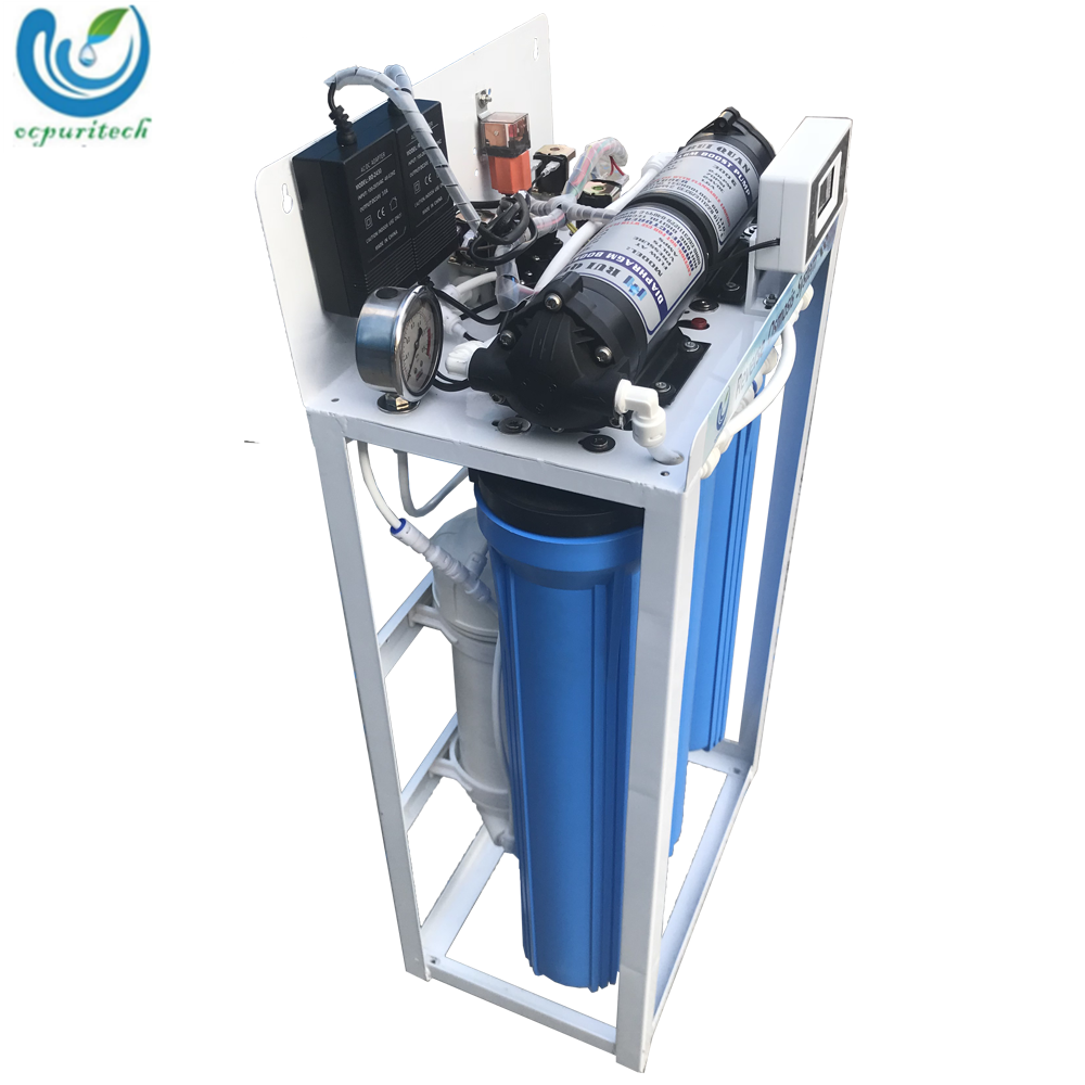 600GPD Commercial Elegant 600GPD reverse osmosis system for home use