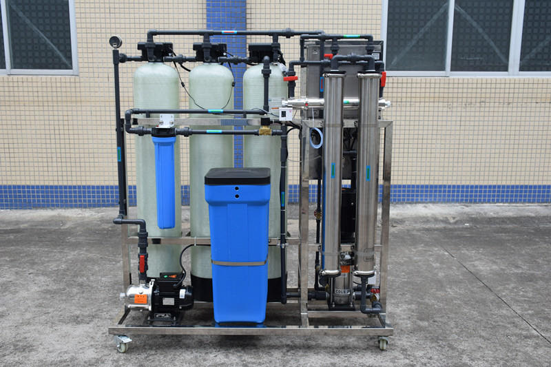 Machinery Required for Mineral Water Plant Reverse Osmosis System