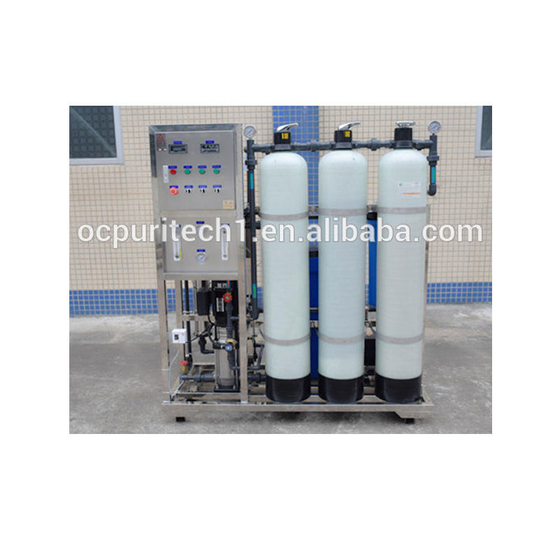 ro pressure vessels water purifier machine plant price for 1000 liter per hour