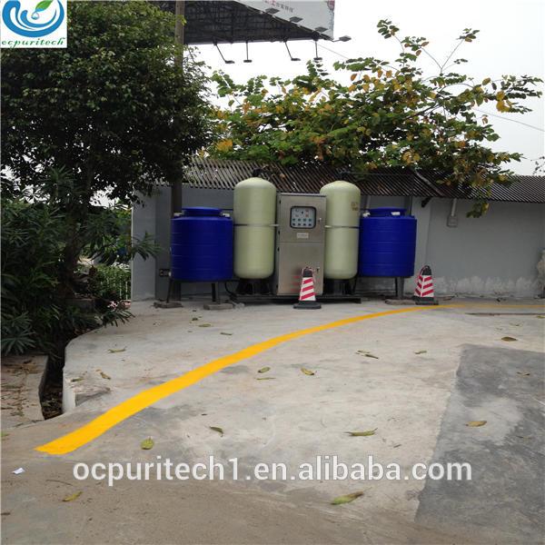 deep well ro water purification station purifier Oman
