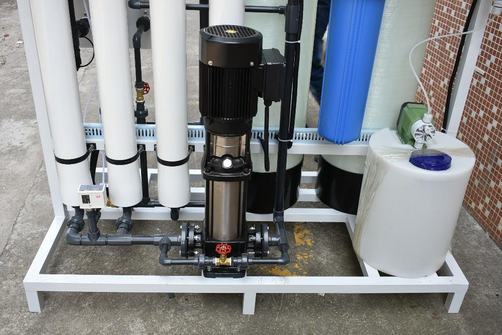 Reverse Osmosis machine 1000L/H systems purified drinking water equipment