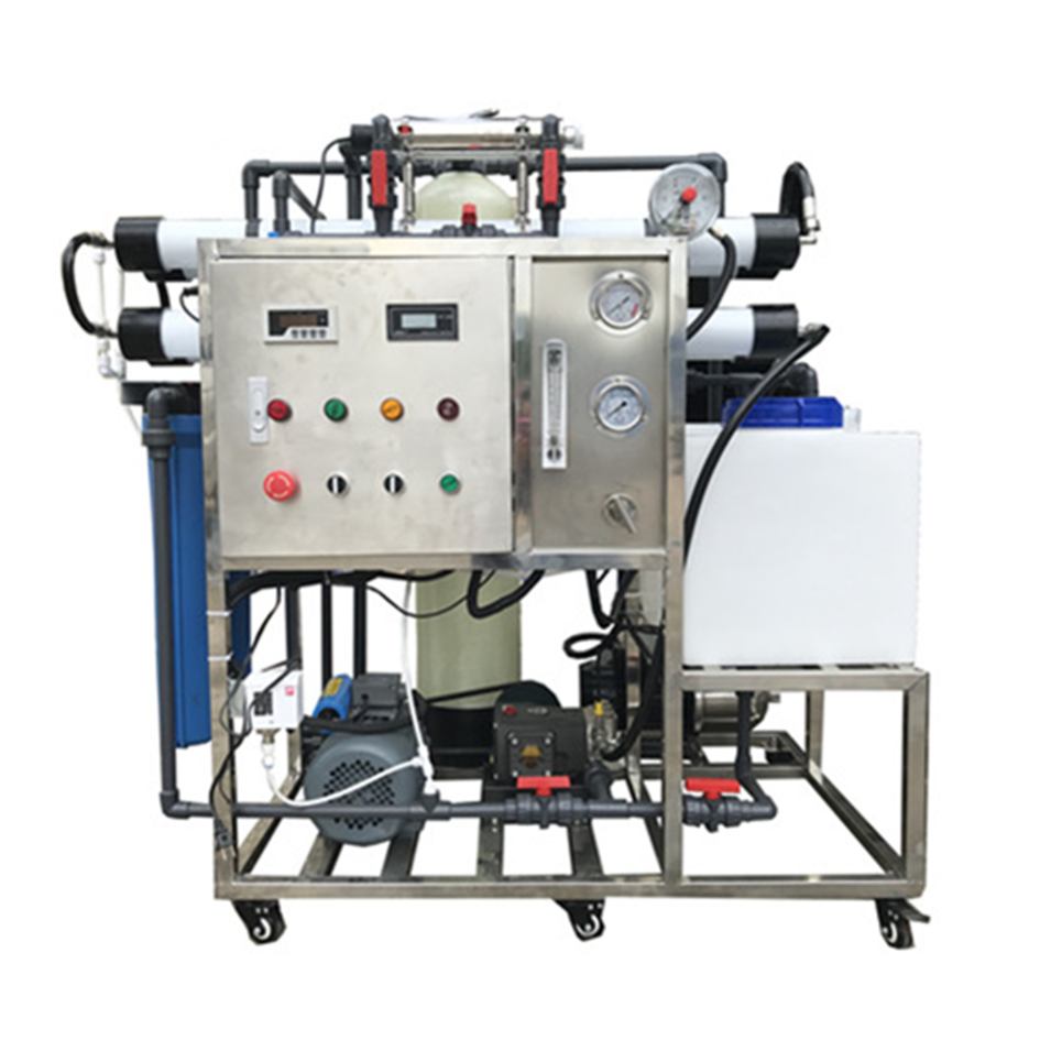 Factory price 200lphRO Water System Sea water Desalination Device