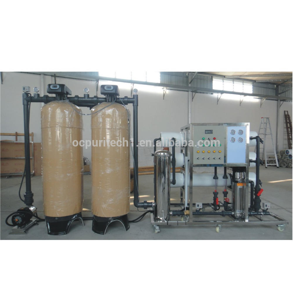 3000LPH Industrial Drinking water treatment system