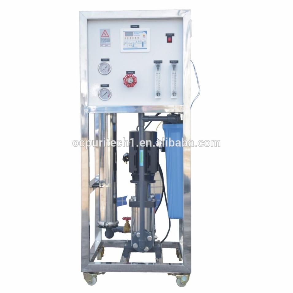 1600 Gallons per day Drinking Water Filter Equipment from China Supplier