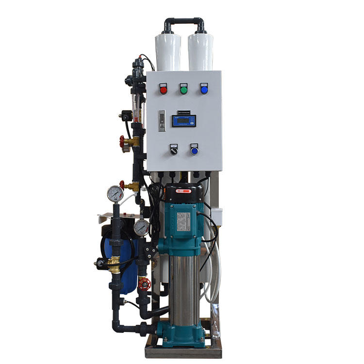 China Commercial Ro Plant Reverse Osmosis 250 Ltr 500lph Water Treatment Automation System Industrial Company Mini Small Filter