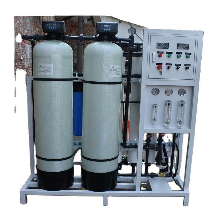 New 1000 Liter Per Hour RO system purifier water treatment plant
