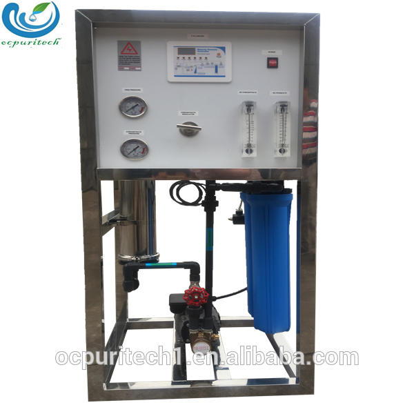 industrial waste ultraviolet water purification plant systems with uv lamp for water purification