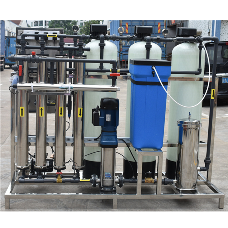 Reverse Osmosis system industrial purification water treatment water plant manufacturers