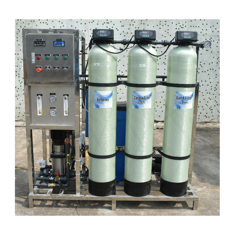 small RO water treatment plant water purification systems for africa