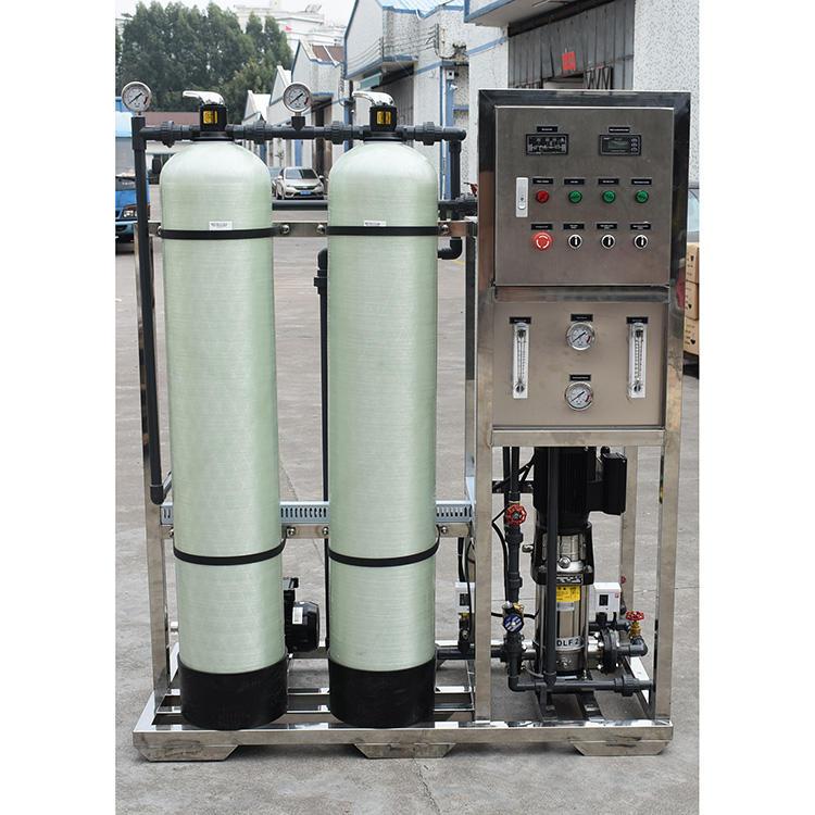 800GPD RO Water Treatment Plant salt water to drinking water machine