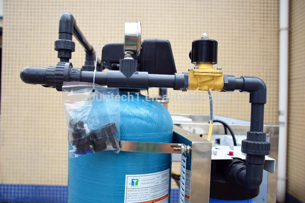 500LPH Reverse osmosis system drinking water treatment machine with price