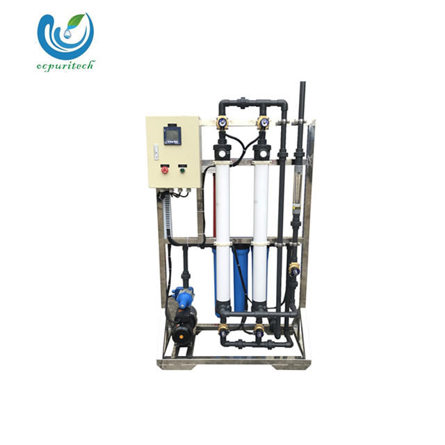 500L Ultrafilter Mineral Water Purification Machine for sale