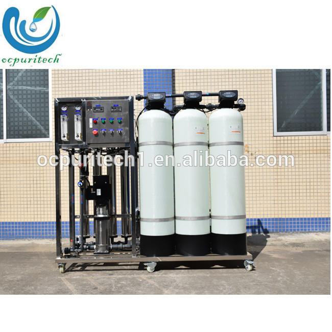 drinking water treatment plant with price and bottling plants
